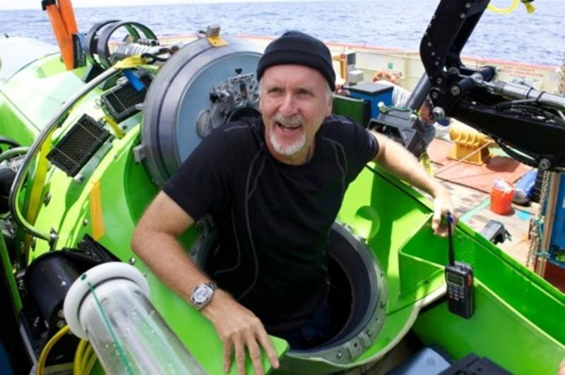 James Cameron, un réalisateur au fond des océans