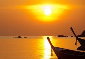 Coucher de soleil sur Ko Lipe