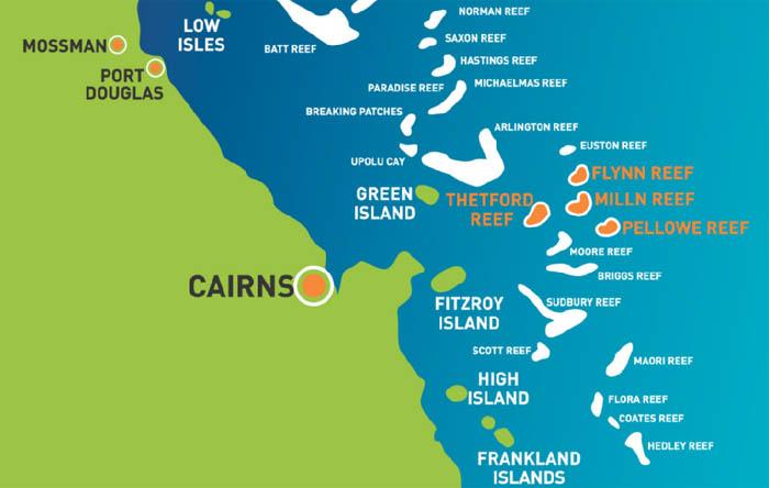 Comment travailler dans la plongée sur la Grande Barrière de Corail?