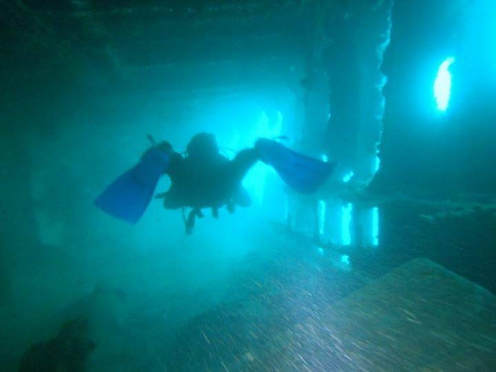 Malte : HMS Maori, une épave à 14 mètres !