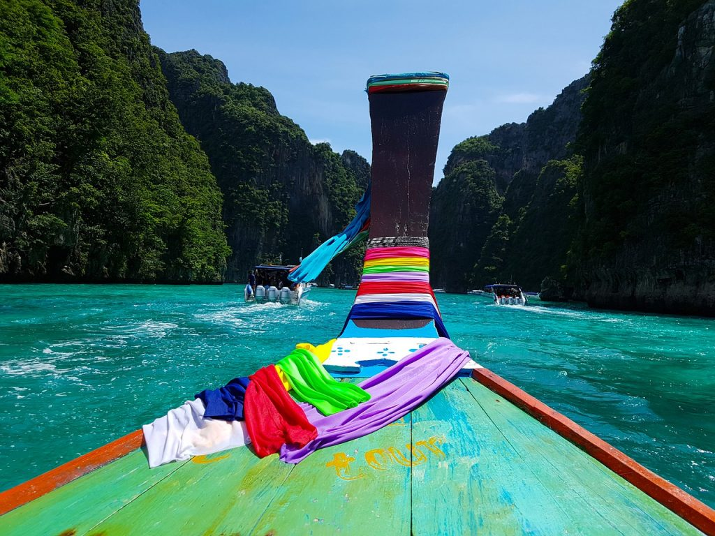 Où plonger en Thaïlande ?